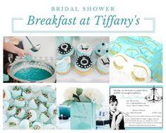 Tiffany and Co Bridal Shower Ideas - Themes Tiffany Theme, Tiffany Party, Tiffany Wedding, Bridal Shower Desserts, Bridal Shower Party, Bridal Shower Invitations, Bridal Shower Breakfast At Tiffanys, Tiffany Und Co, Adoption Shower