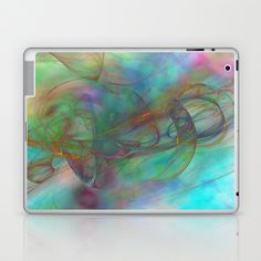 Magic Touch Laptop & iPad Skin by Christy Leigh - $25.00