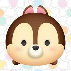 Image via We Heart It https://weheartit.com/entry/133088195/via/17634418 #chip #cute #disney #kawaii #love #lovely #tsum