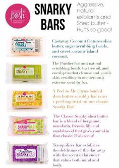 They exfoliate, they moisturize! They make you feel amazing! Https://kathystewart.po.sh