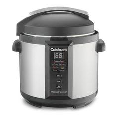 Cuisinart Electric Pressure Cooker #williamssonoma