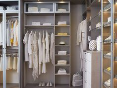 Luxury Closet Design U0026 High End Closet Systems