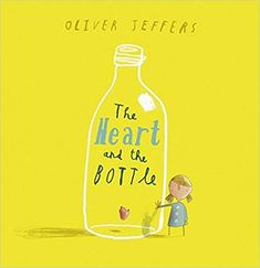 Buy The Heart and the Bottle by Oliver Jeffers at Mighty Ape NZ. Award-winning picture book star Oliver Jeffers explores themes of love and loss in this life-affirming, uplifting tale, due to be featured in a major . Oliver Jeffers, Roman Noir, Child Life Specialist, Children's Picture Books, Ipad Picture, Lectures, Children's Literature, Children's Book Illustration, In Kindergarten