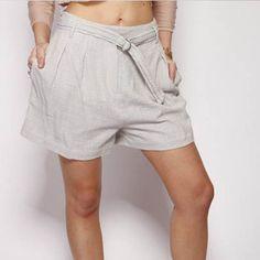 Purple Ginger Bermuda Shorts. Sale $30.00