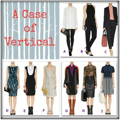 This article teaches how to dress slimmer through vertical design fashion tips. Use these to instantly appear slimmer and more confident.