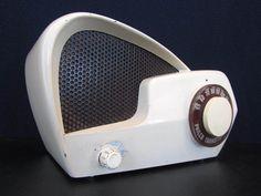 Vintage 1949 Philco Boomerang Jetsons Atomic Mid Century Old Space Age Radio   eBay