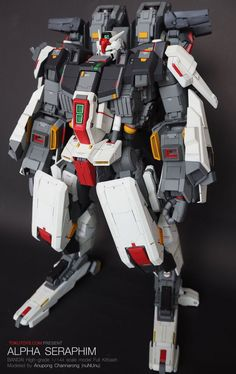 Alpha Seraphim Gundam