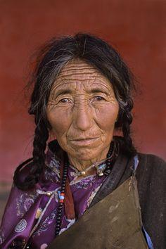 Steve McCurry, Tibet