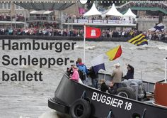 Hamburger Schlepperballett - CALVENDO