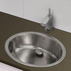 Elegant Rectangular Stainless Steel Undermount Bathroom Sink