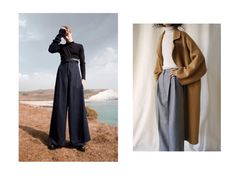 The Wide Leg Trousers Are The Reason Of The Death Of The Skinny Jean
