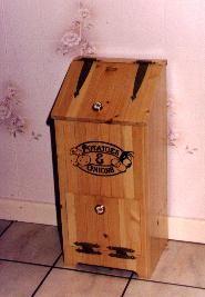 This Might Make A Fun Father U0026 Son Project For My Boys. A Potato/onion Box