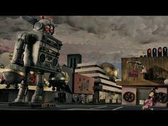 """Moodbot"" for Zune on Vimeo"