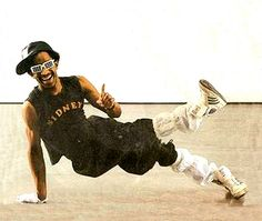What should i learn first in breakdancing