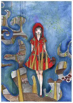 Yara001   Little Red Riding Hood