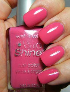 Deez Nailz: WET N WILD Wild Shine SPAM
