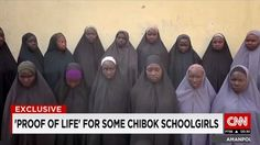 With 219 Nigerian schoolgirls still missing two years after Boko Haram kidnapped them and destroyed a boarding school in the mostly Christian town of Chibok, a Boko Haram video has surfaced that was reportedly given to Nigerian President Muhammadu Buhari's administration as a 'show of good faith' that the girls are alive.