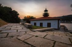 Atardecer en la Baliza (Mugardos - Galicia)  Visita Marcos Vazquez Fotografia en…