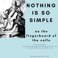 Eighteenth-century cellist Michel Corrette made this rather optimistic statement about playing the cello! Cello Quotes, Hampton School, University Of Idaho, Associate Professor, Author, Writers