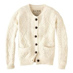 Thornly Cardigan From Jack Wills