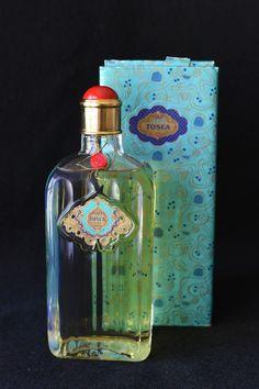 Vintage Rare 16.9oz TOSCA EAU DE COLOGNE 4711 Unused in Original Box | eBay