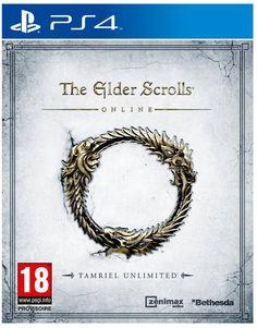 The Elder Scrolls Online : Tamriel Unlimited - Sony Playstation 4 prix promo Jeux vidéo Amazon 59,89 €