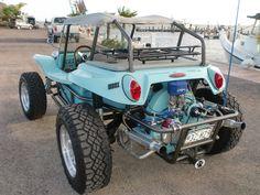 1915cc, aluminum case Vw Dune Buggy, Dune Buggies, Vw Baja Bug, Bug Out Vehicle, Beach Buggy, Truck Camping, Vw Bugs, Vw Volkswagen, Manx