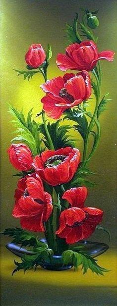 Oil Painting Flowers Art Flower Vase Acrylic Painting Japanese Peony P – brusselsral Flower Vases, Flower Art, Oil Painting Flowers, Arte Floral, Acrylic Art, Acrylic Paintings, Art Pictures, Watercolor Art, Beautiful Flowers
