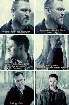 supernatural sam breaking in Supernatural Season 10, Supernatural Memes, Winchester Boys, Winchester Brothers, Story Arc, Two Brothers, Super Natural, Destiel, Family Business