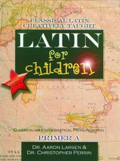 Latin for Children A Set