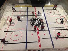 698cfde3520 Bubble Hockey Buyers Guide featuring Super Chexx, Carrom, and Shelti  tables. Buyers Guide
