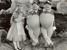 """""""Alice puzzled by Tweedledee and Tweedledum"""", 1933. This Paramount production, which starred 19-year-old Charlotte Henry in the title role, along with Cary Grant, W.C. Fields, and Gary Cooper, was such a critical and box office failure that another live action adaptation was not attempted until Tim Burton's 2010 film, which grossed over $1 billion."""