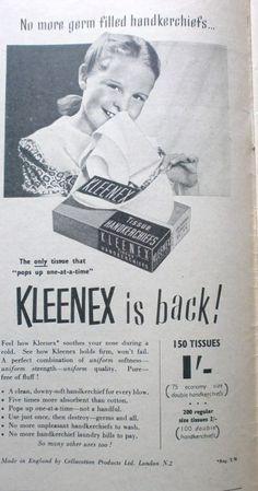 Remember this Kleenex box?