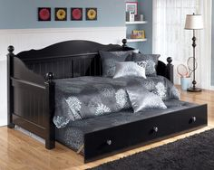 jaidyn daybed with trundle