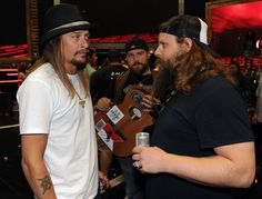 Kid Rock and Jamey Johnson - 2010 CMT Awards - Rehearsals Day 2