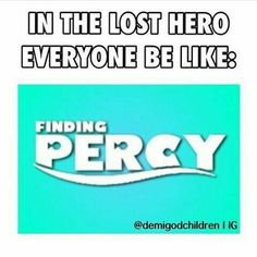 why percy just why