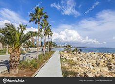 promenáda podél Limassol
