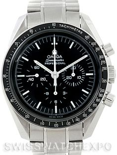 Omega Speedmaster Professional Moon Mens Watch 3570.50.00
