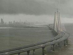 Mumbai in rain