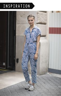 Today we bring you another beauty from Finnish pattern designers 'Named Patterns' - The Ailakki Jumpsuit! We instantly fell in love with the cute cross-over/cut-out top detailing and knew we had to take this baby for a test drive. Supplies // You can...