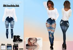 💎VonMiller Agency💎 ▂▃▅▇█▓▒░❣Cely❣░▒▓█▇▅▃▂ White Shirt ! http://es.imvu.com/shop/product.php?products_id=39445912 Jeans Broken ! Rll http://es.imvu.com/shop/product.php?products_id=39445620 Jeans Broken ! Rl http://es.imvu.com/shop/product.php?products_id=39445613 Jeans Broken ! http://es.imvu.com/shop/product.php?products_id=39445604 Jeans Broken ! Rls http://es.imvu.com/shop/product.php?products_id=39445584 ❣ The Most Love ❣ http://es.imvu.com/shop/product.php?products_id=31513196