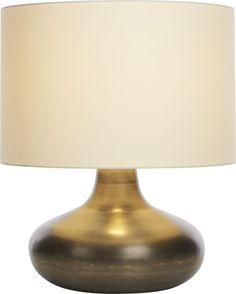 smelting table lamp  | CB2