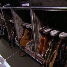 #Guitarworld #TheEdge #U2ieTour #understage #guitar #U2