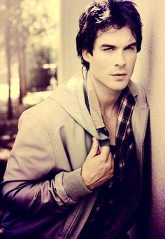 Ian Somerhalder                                   Can you get any hotter than this?