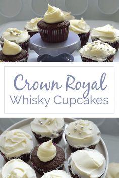 Drunken Cupcakes, Whiskey Cupcakes, Alcoholic Cupcakes, Alcoholic Desserts, Whiskey Cake, Alcoholic Shots, Gourmet Cupcakes, Cupcake Flavors, Cupcake Recipes