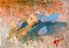 Бато Дугаржапов: взгляд импрессиониста.   Art and Soul Project