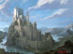 Fortress by Tokotewhero on DeviantArt