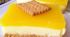 Άκρως Καλοκαιρινό !!!! Εύκολο,δροσερό γλυκό ψυγείου με κρέμα πορτοκαλιού !!!   ΣΥΝΤΑΓΉ ΥΛΙΚΆ ΚΑΙ ΕΚΤΈΛΕΣΗ:  4 πακέτα πτι μπερ Παπαδόπου... Canned Green Chilies, Walking Tacos, Taco Casserole, Vanilla Cake, Tiramisu, Cheesecake, Favorite Recipes, Ethnic Recipes, Desserts