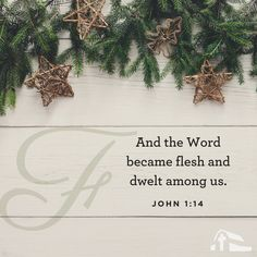 Daily Christmas Scripture through the alphabet Christmas Scripture, Christmas Poems, Christmas Blessings, Merry Christmas, Bible Words, Scripture Verses, Bible Scriptures, Billy Graham Library, Advent Prayers