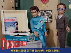 Miniature de la vidéo du projet THUNDERBIRDS 1965: NEW EPISODES FROM 1960s RECORDINGS